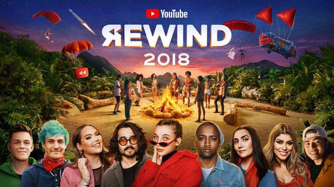 Yılın Merak Edilen YouTube Rewind 2018 Videosu Yayında [İzle]