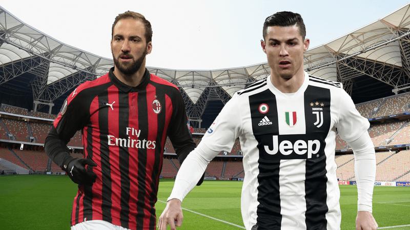 Juventus - Milan Maçı Hangi Kanalda Ne Zaman? TRT Spor İzle!