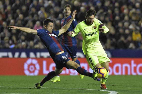 Levante - Barcelona maçı saat kaçta hangi kanalda? Canlı İzle!