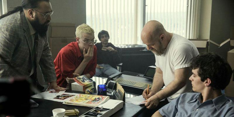 İnteraktif Black Mirror: Bandersnatch Filminin Kamera Arkası Görüntüleri!
