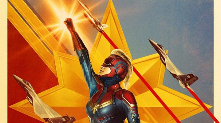 Captain Marvel Efektlerinin Tazelendiği Yeni Fragman Yayınlandı! (Video)