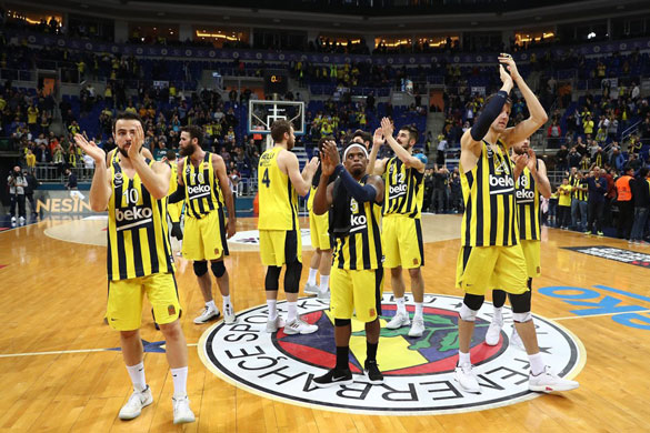 Fenerbahçe Beko - Baskonia maçı saat kaçta hangi kanalda? Bein Sport İzle!