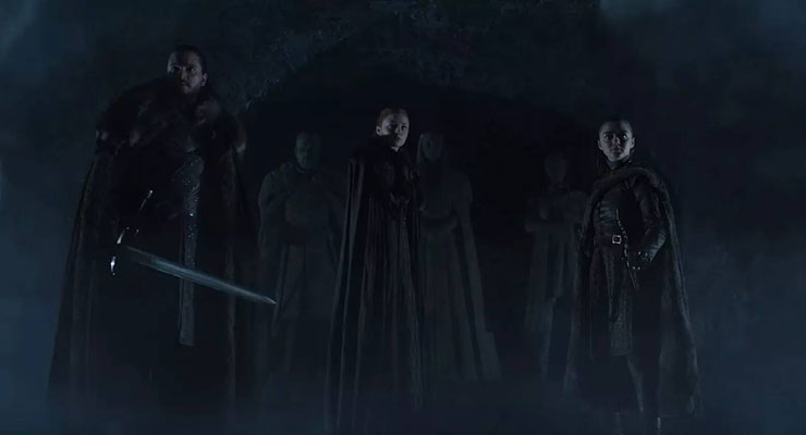 Game of Thrones Final 8. Sezonu 14 Nisan Tarihinde Başlıyor! (Video)