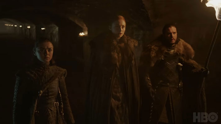 game of thrones Crypts of Winterfell trailer, cast, synopsis, and more: watch