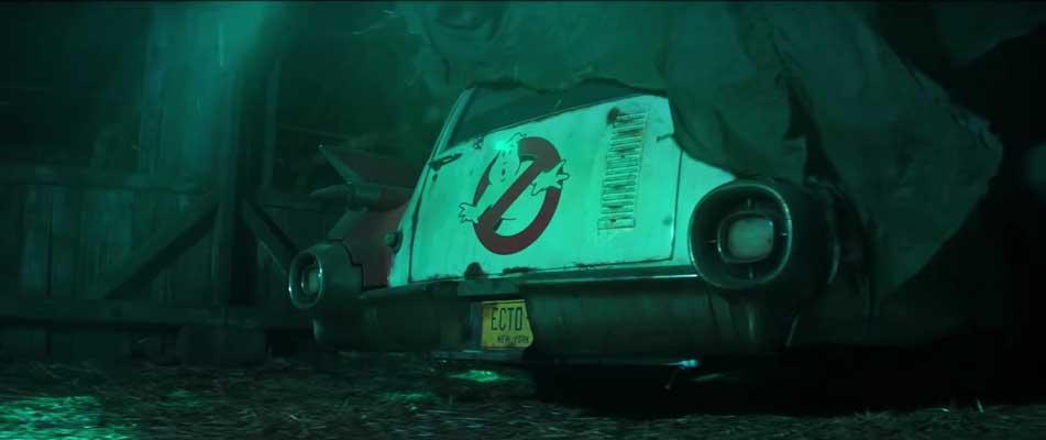 2020 Yılında Vizyona Girecek Ghostbusters 3 Filminden İlk Video!