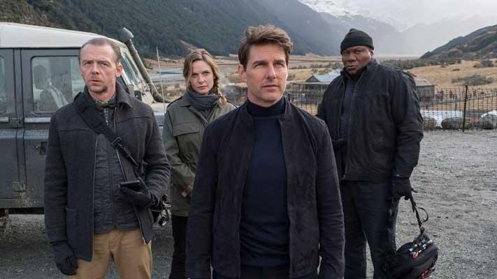 Tom Cruise'lu Görevimiz Tehlike 2021 ve 2022'de Yeni Filmlerle Dönüyor!