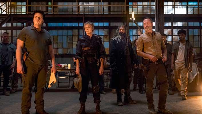 The Walking Dead 9. Sezon 10 Şubat'ta Devam Ediyor! (Yeni Fragman)