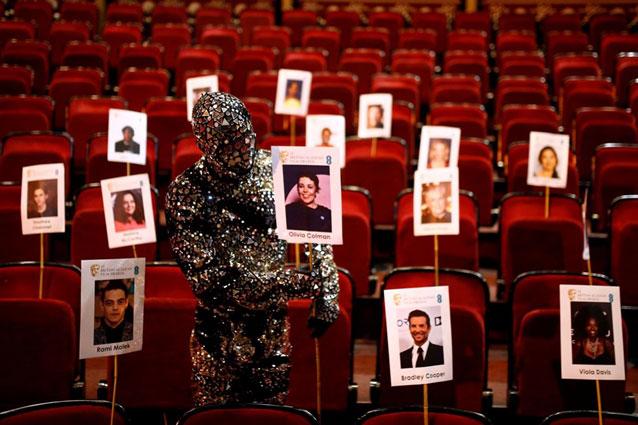72. BAFTA Ödülleri Kazananları!