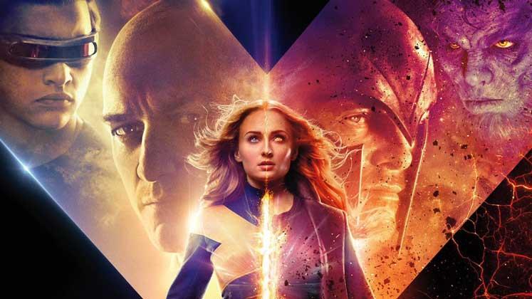 X-Men: Dark Phoenix 7 Haziran'da Vizyona Giriyor! (Yeni Fragman)
