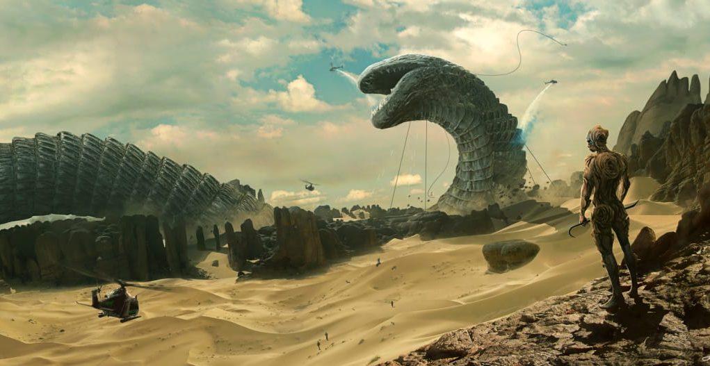 Denis Villeneuve Yönetmenliğindeki Dune Filmi Kasım 2020'de Vizyonda!