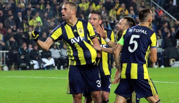Fenerbahçe - Zenit maç sonucu: 1-0 Özeti, Golleri ve Rövanş Maçı!