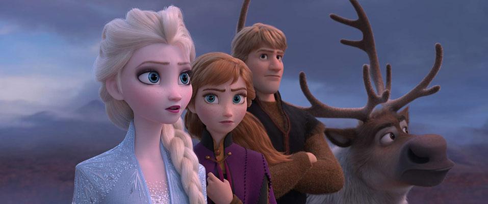 Frozen 2 Filminden İlk Fragman Yayında! (Vizyon Tarihi 22 Kasım 2019)