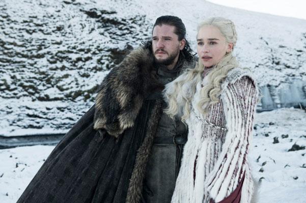 Game of Thrones 8. Final Sezonundan Yeni Fotoğraflar Yayınlandı! (Video)