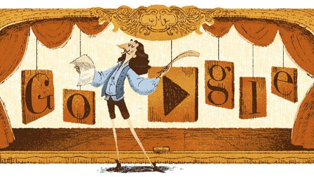 Moliere Google Doodle Oldu! Moliere kimdir? Moliere kitapları nelerdir?