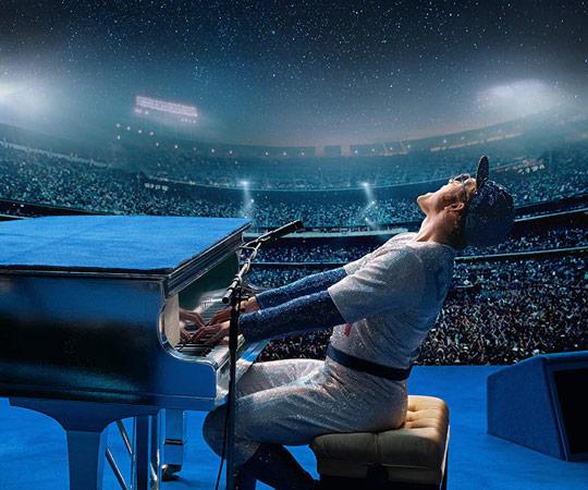 Elton John'ı Anlatan Rocketman Filmi 7 Haziran'da Vizyonda! (Fragman)