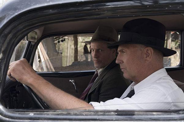 Woody Harrelson'lı The Highwaymen 29 Mart'ta Netflix'te! (Fragman)