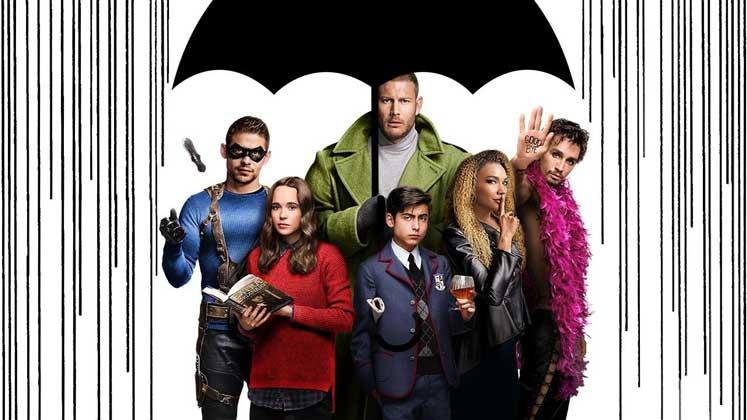 The Umbrella Academy 2. Sezonu Geliyor Söylentisi Ortalığı Karıştırdı!
