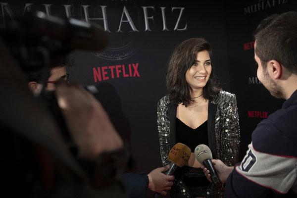 Tuba Büyüküstün Netflix'in Fatih Sultan Dizisi Mehmet Ottoman Rising'de!
