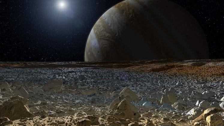 jüpiter gezegeni güneş sistemi