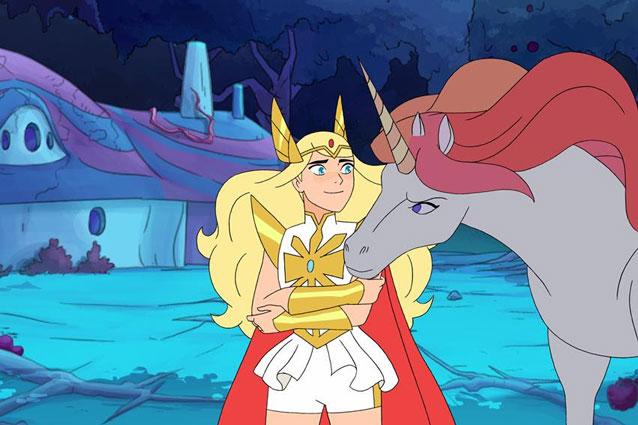 She-Ra and the Princesses of Power 2. Sezon - 26 Nisan 2019