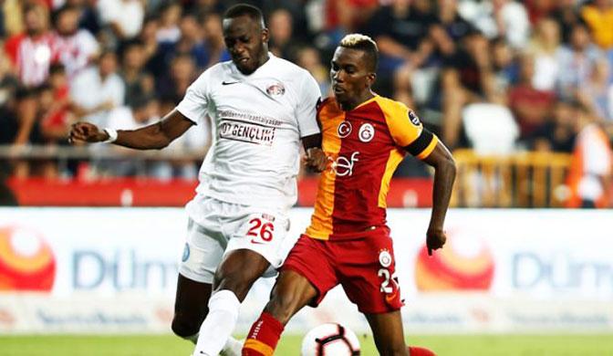 Galatasaray: 5 - Antalyaspor: 0 Maç Özeti, Goller ve Detaylar İzle!