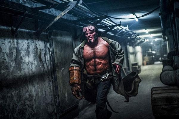Hellboy Filminden 18+ Yeni Fragman Yayında! (Vizyon Tarihi 12 Nisan)