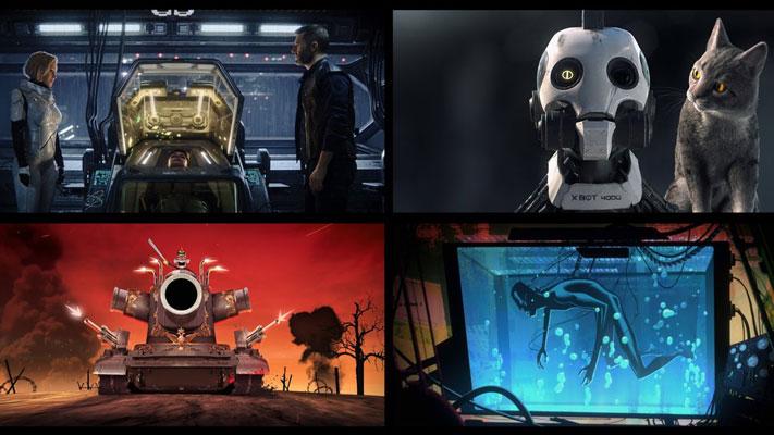 love death robots fragman netflix 15 mart izle 1. sezon ne zaman