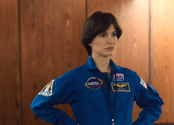 Natalie Portman'lı Bilimkurgu Filmi Lucy in the Sky Fragmanı Geldi! (2019)