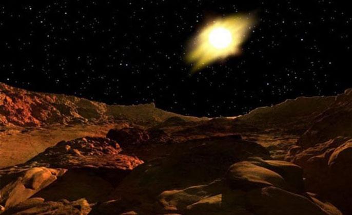 merkür gezegeni güneş sistemi