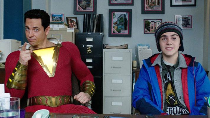 Zachary Levi'li Shazam! 5 Nisan'da Vizyonda! (Yeni Fragman)