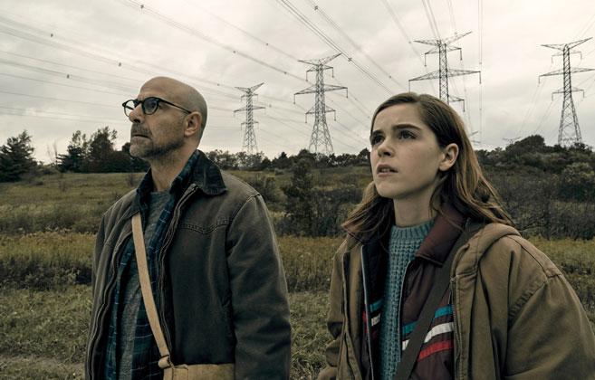 Netflix'ten Stanley Tucci ve Kiernan Shipka'lı The Silence Fragmanı Yayında!