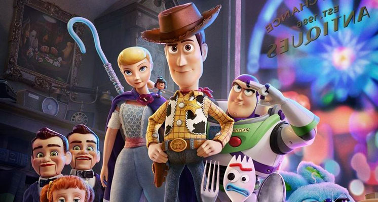 Oyuncak Hikayesi 4 - Toy Story 4 Resmi Fragmanı Yayında! (21 Haziran)