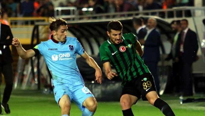 Trabzonspor - Akhisarspor Canlı Yayın! Maç Özeti İzle!