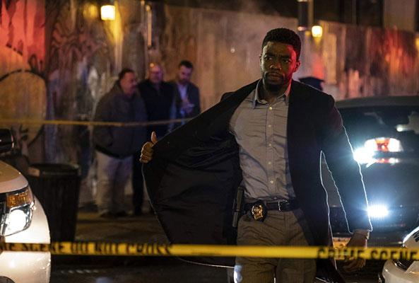 Black Panther başrolünün yeni filmi 21 Bridges fragmanı yayında!