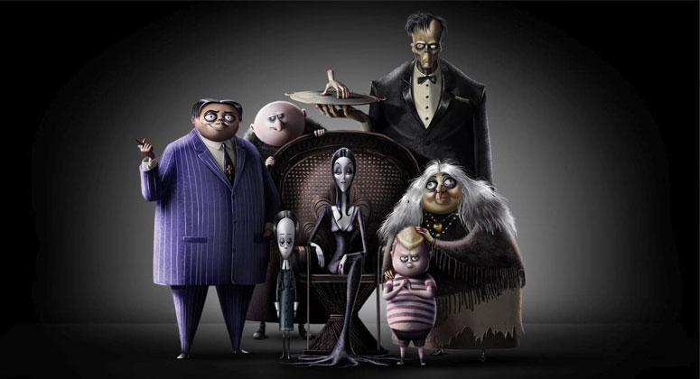 The Addams Family - Addams Ailesi Animasyonundan İlk Fragman!