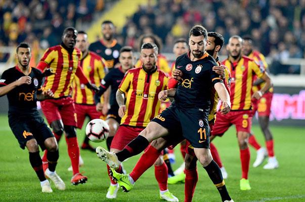 Galatasaray - Yeni Malatyaspor maçı saati, hangi kanalda? A Spor Canlı!