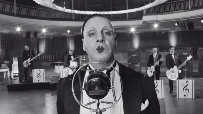 Yeni Rammstein albümünden Radio şarkısı müzik videosuyla yayınlandı!