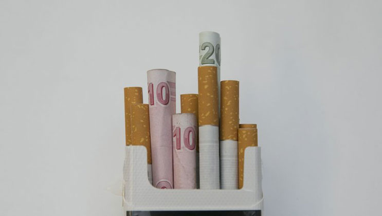 Sigara fiyatlarına zam geldi! İşte yeni sigara fiyatları listesi (Winston, Camel)
