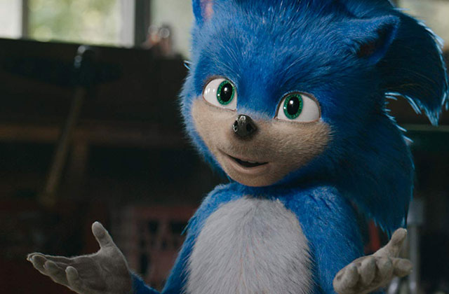 Jim Carrey'li Sonic The Hedgehog filminden ilk fragman yayınlandı!