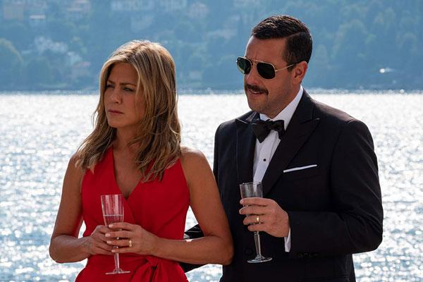 Adam Sandler ve Jennifer Aniston'lı Murder Mystery filminden ilk fragman!