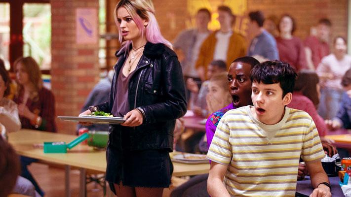 Sex Education 2. sezon senaryosuna dizinin oyunculardan gelen tepkiler