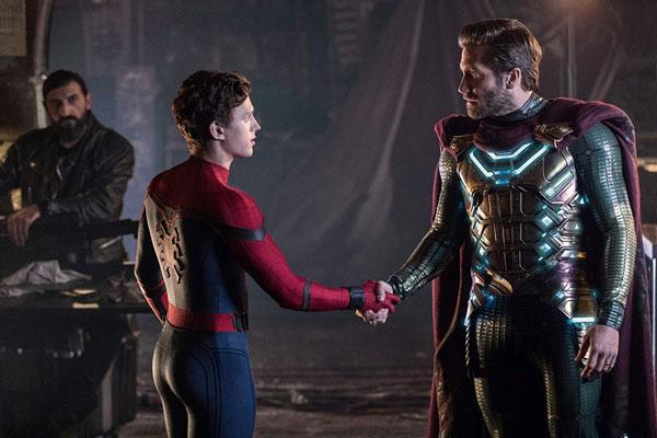 Spider-Man: Far From Home filminin konusu