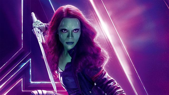Avengers Endgame filmi sonrası hayranların şaşırtıcı Gamora teorileri