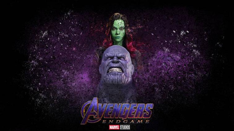 Avengers Endgame filminde Gamora hatırası