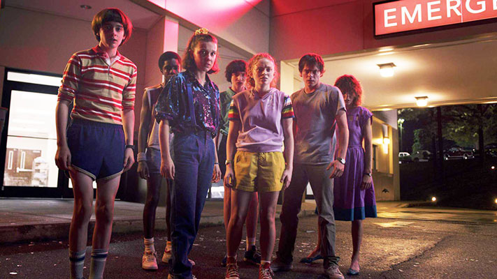 Stranger Things 3. Sezon - 4 Temmuz
