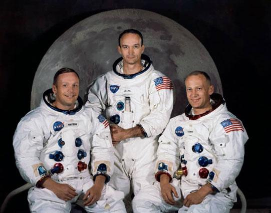 Apollo 11'in görevi Astronotlar Pasifik Okyanusu'nda 21 gün karantinada tutuldu