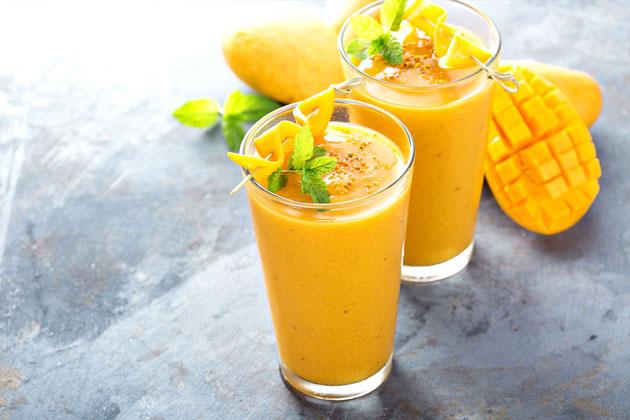 Mango Shake nasıl yapılır, tarifi, malzemeleri ve faydaları nelerdir?