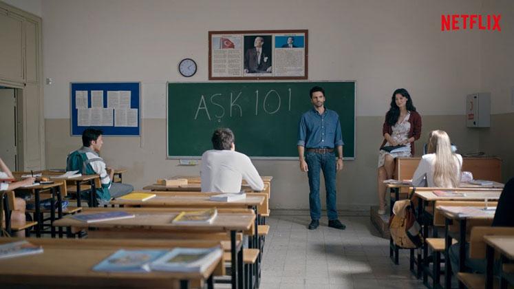 Aşk 101 fragmanı yayınlandı! Netflix yapımı üçüncü Türk dizisi geliyor