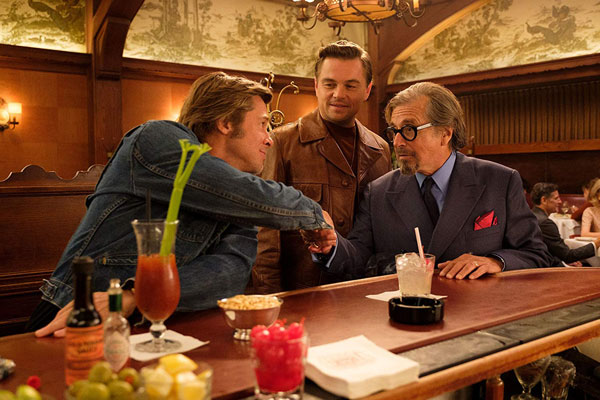 Once Upon a Time in Hollywood filmi vizyon öncesi 21 Ağustos'ta İKSV'de