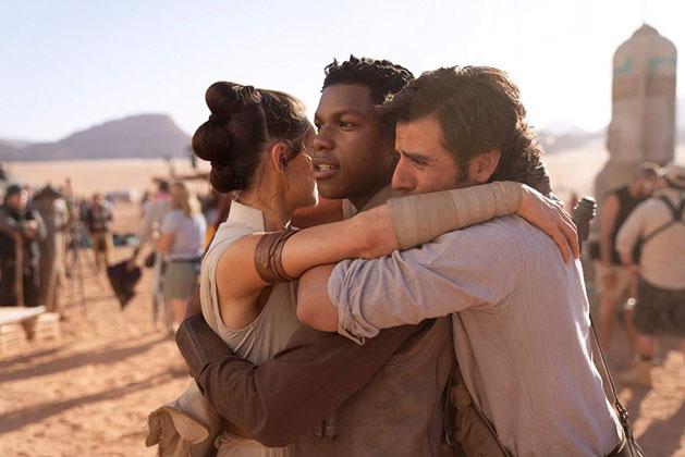 Star Wars: The Rise of Skywalker filmi 20 Aralık 2019 tarihinde vizyona girecek